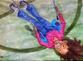 Swing, by K. Holt
