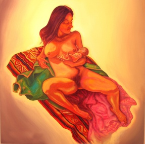 Birth of Quetzalcoatl, by M. Torero